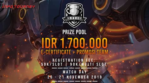 turnamen mobile legends rave organizer season