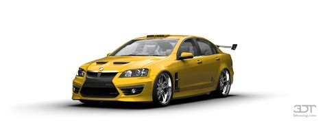 3dtuning of holden hsv gts sedan 2010 3dtuning unique on line car configurator for more