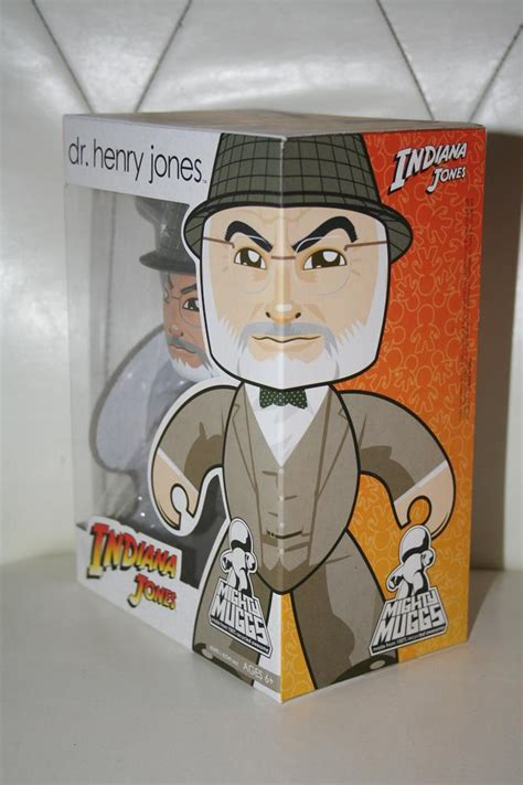 Mighty Muggs Indiana Jones Drhenry Jones hasbro indiana jones toys dr henry jones mighty mugg parry preserve