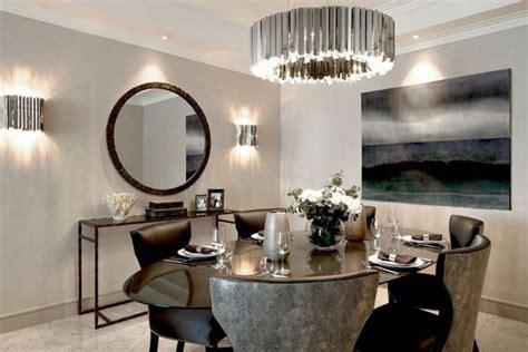 lamparas elegantes  comedor decoracion de interiores