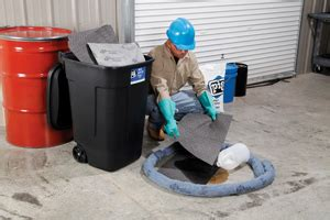 properly prepare for spills | chemical processing