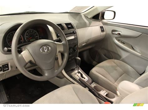 Toyota Corolla 2010 Interior by 2010 Toyota Corolla Le Interior Photo 55219456 Gtcarlot
