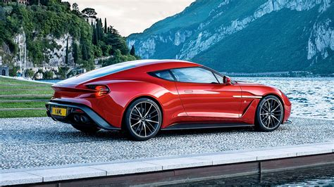 New Aston Martin Vanquish by New Aston Martin Vanquish Zagato 163 500 000 And Already