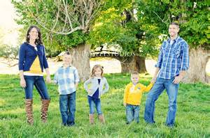 color schemes for family photos family picture clothes by color series blues capturing