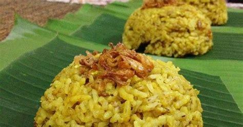 resep nasi bungkus daun pisang enak  sederhana