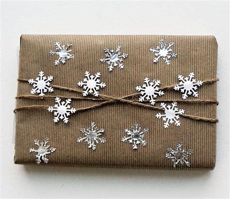 Craft Paper Wrapping - kraft paper gift wrap ideas popsugar smart living