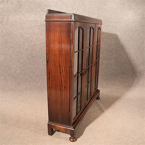 oak china cabinet for sale antique 4 oak bookcase display china cabinet antiques atlas
