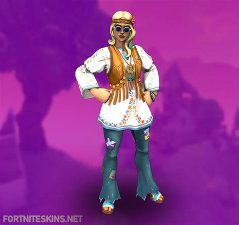 Dreamflower Brown fortnite dreamflower fortnite skins