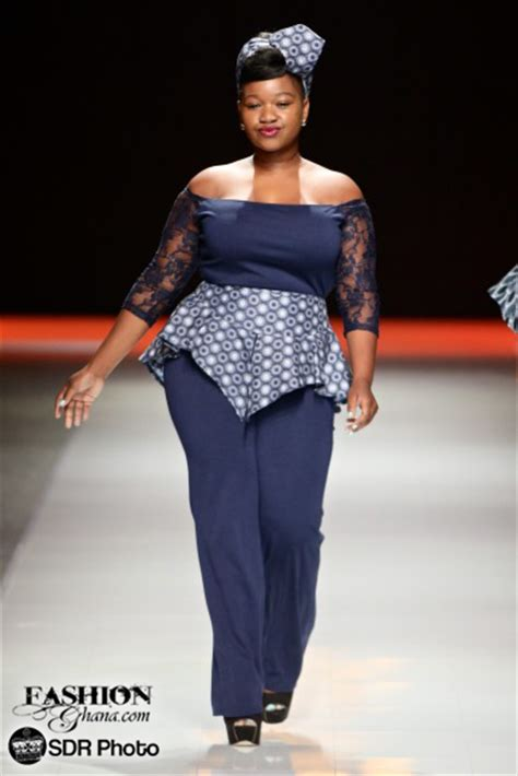 3 celebs who wore this khosi nkosi dress best all 4 khosi nkosi mercedes benz fashion week joburg 2015 day