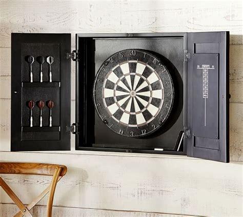 barn wood dartboard cabinet how to hang a dartboard cabinet redglobalmx org