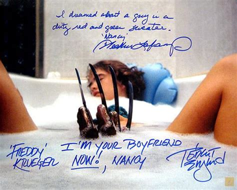 Freddy Krueger Bathtub by Robert Englund Quot Freddy Krueger Quot Langenk