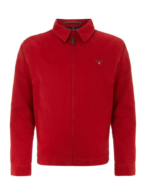 Jaket Windcheater City 1 gant windcheater jacket in for lyst