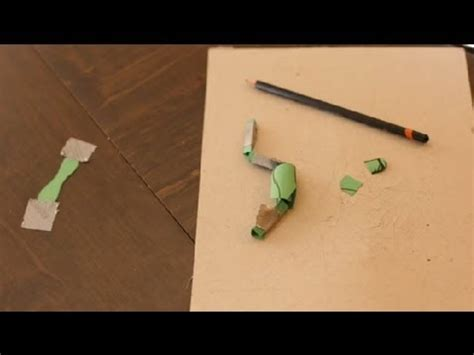 How To Make Paper Soldiers - how to make 3 d soldiers out of paper paper crafts