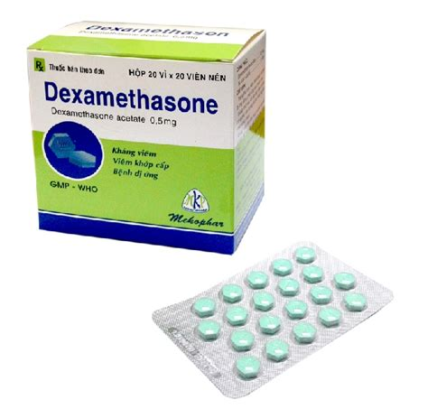 Grathazon Dexamethasone 0 5 Mg dexamethasone 0 5mg cme vn