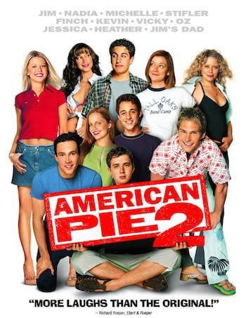 film lucu seperti american pie american pie 2 2001 soundtrack complete list of songs