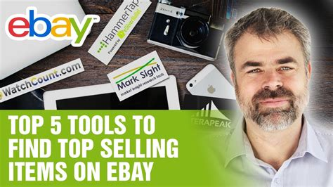 top products sold on ebay top 5 tools to find top selling items on ebay