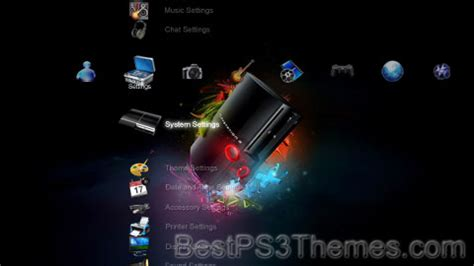 new themes ps3 best ps3 themes the 1 spot for playstation themes