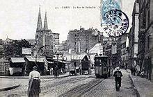 abat jour le 1891 quartier de belleville wikip 233 dia