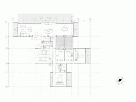 rural studio house plans acreage house plan architectural drawing house floor plan rural house plans