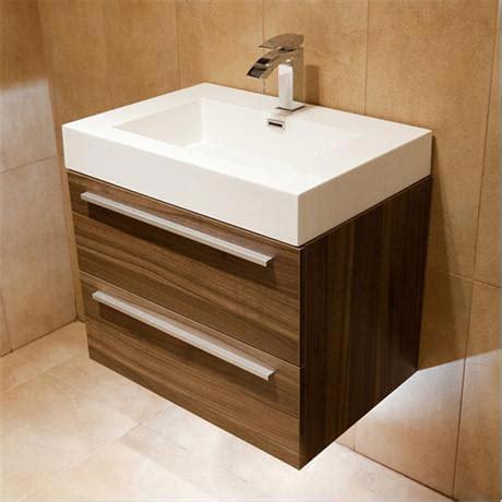 walnut bathroom furniture sale durab signature 690 wall mounted vanity unit with basin