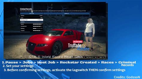 reset gta online stats gta 5 online world record reset glitch patched youtube