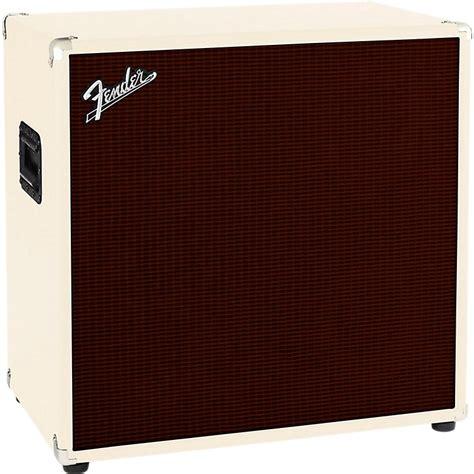 Fender Bassman Cabinet fender bassman 410 4x10 bass cabinet oxblood