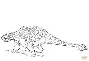 Ankylosaurus Dinosaur Coloring Page Free Printable Ankylosaurus Coloring Page