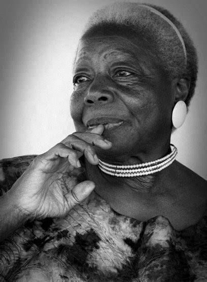 A Woman You Should Know — Butterfly McQueen - Leslie