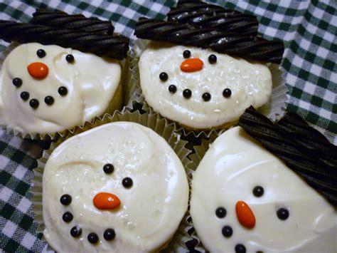 Garden Craft Ideas For Kids - snowman cupcakes fun family crafts