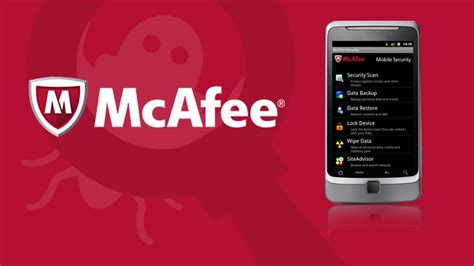 mcafee mobile mcafee mobile security review complete security solution
