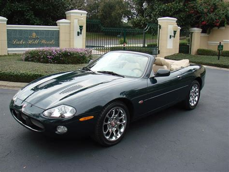 How To Clean Car Interior At Home 2002 jaguar xkr convertible 125175