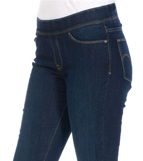 comfortable womens jeans levis pull on legging