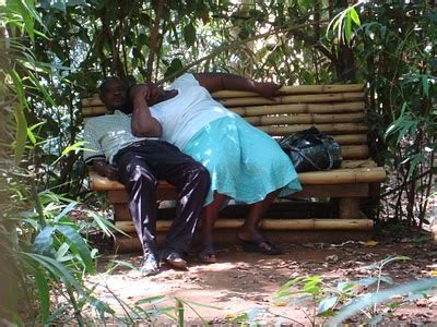 sex on the park bench photos police setup camera to catch kenyan couples