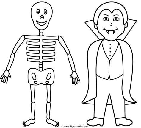 unique halloween coloring pages vire coloring pages unique skeleton with vire