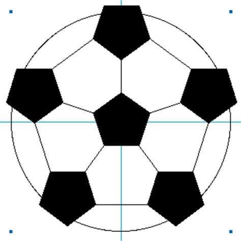 soccer template for cookies tip creating a 3d soccer