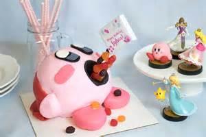 kirby birthday cakegeek grubs