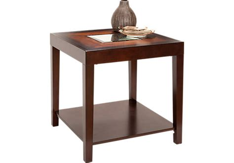 accent tables for living room 119 99 sydell espresso dark brown end table