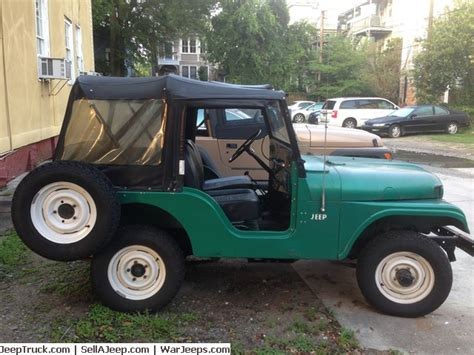 1961 Willys Jeep Parts Jeep 002 Dslyte