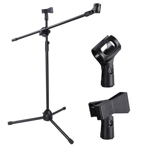 jual paket premium pro 5 echo stand microphone