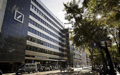 Deutsche Quiere Escindir Su Divisi 243 N Minorista Postbank
