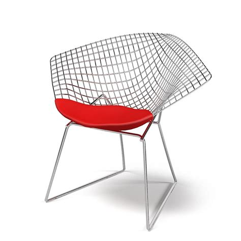 famous chair knoll bertoia diamond 3ds