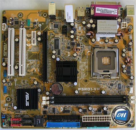Mainboard Azus P5rd1 Vm placa m 227 e asus p5rd1 vm placas m 227 e clube do hardware