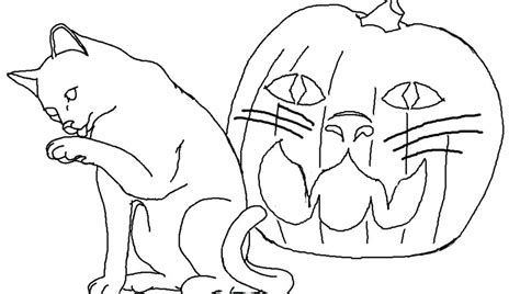 Happy O Lantern Coloring Pages