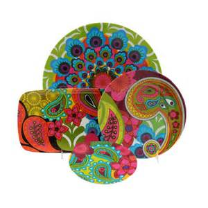colorful dishes colorful dinnerware place settings dishes and china