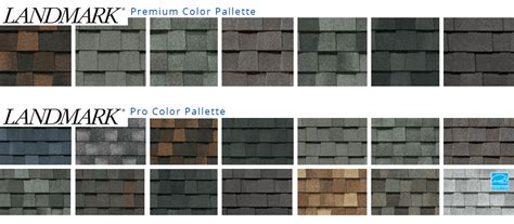 certainteed landmark colors certainteed landmark pro premium shingles in green bay
