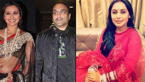 Rani mukherjee marriage news