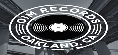 Oakland California Records Oim Records To Release Oim Volume 1 On Tuesday Listen Here Reviews