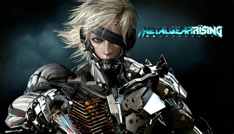 Kaos Raiden Metal Gear Rising metal gear rising revengeance available on the shield tv