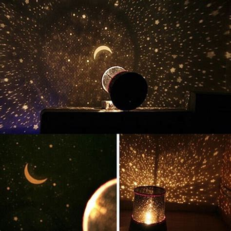 led light projector stars romantic led cosmos star master sky starry night projector