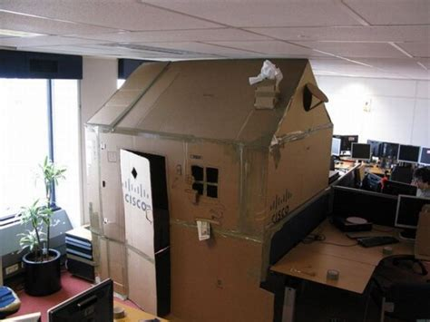 house pranks cardboard cubicle house prank home house pranks and cubicles